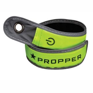 PROPPER LED Reflective Safety Band Hi Viz - F5691 - Yellow - Coiled