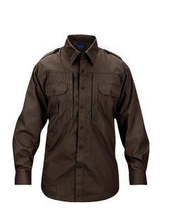PROPPER Tactical Shirt - men-long sleeve - F531250200-sheriffs-brown