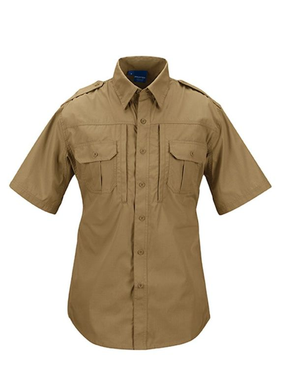 PROPPER Tactical Shirt-short-sleeve-mens-F531150236-coyote