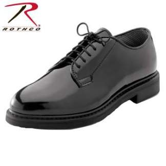 ROTHCO Hi-Gloss Oxford Dress Shoe 5055-A1