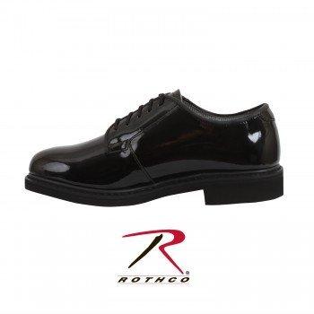 ROTHCO Hi-Gloss Oxford Dress Shoe 5055-C