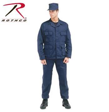 ROTHCO Rip-Stop BDU Pant - 5929-A - Navy