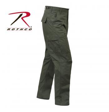 ROTHCO Rip-Stop BDU Pant - 5935-B1 - Olive Drab