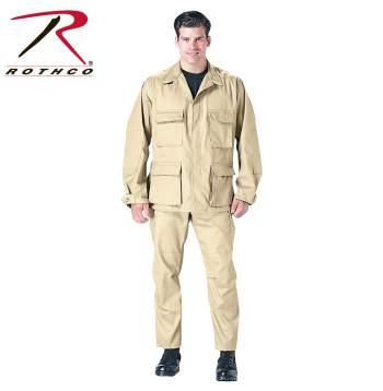 ROTHCO Rip-Stop BDU Pant - 5941-A - Khaki