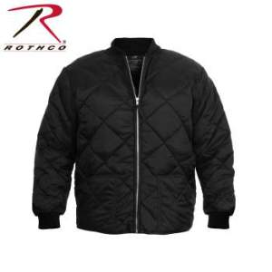 rothco-diamond-nylon-quilted-flight-jacket
