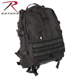 Rothco Large Transport Pack - Black - 7287-A