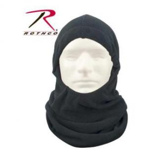 Rothco Polar Fleece Adjustable Balaclava - 5585 - Black