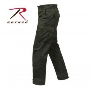 Rothco Tactical BDU Pants - 7838-C - Olive Drab
