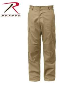 Rothco Tactical BDU Pants - 7901-A1 - Khaki