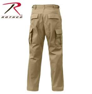 Rothco Tactical BDU Pants - 7901-D1 - Khaki