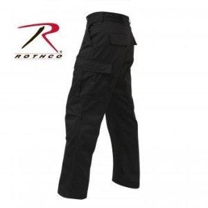 Rothco Tactical BDU Pants - 7971-C - Black