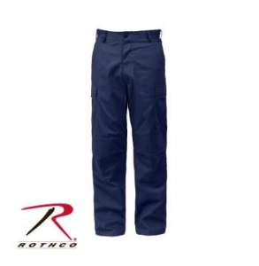 Rothco Tactical BDU Pants - 7982-A - Midnight Navy Blue