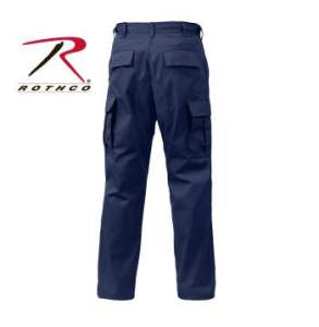 Rothco Tactical BDU Pants - 7982-D - Midnight Navy Blue