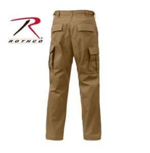 Rothco Tactical BDU Pants - 8522-D2 - Coyote Brown