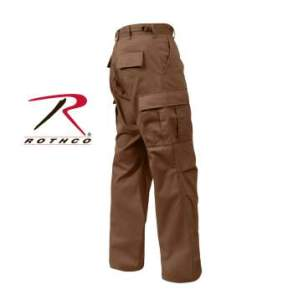 Rothco Tactical BDU Pants - 8578-B1 - Brown