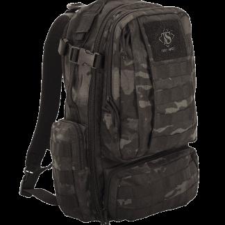 TRU-SPEC Circadian Backpack - MultiCam Black - 4817F