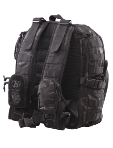 TRU-SPEC - Tour Of Duty Lite Backpack - MultiCam Black - 4813B