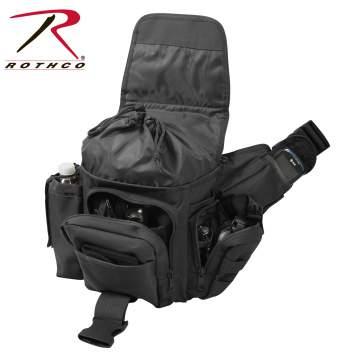 Rothco Advanced Tactical Bag - 2438-Black-B