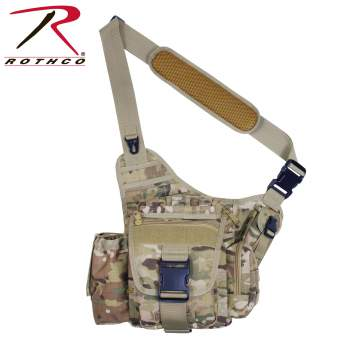 Rothco Advanced Tactical Bag - 2538-B-MultiCam