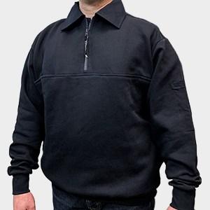 game-sportswear-8070-canvas-collar-work-shirt-8070