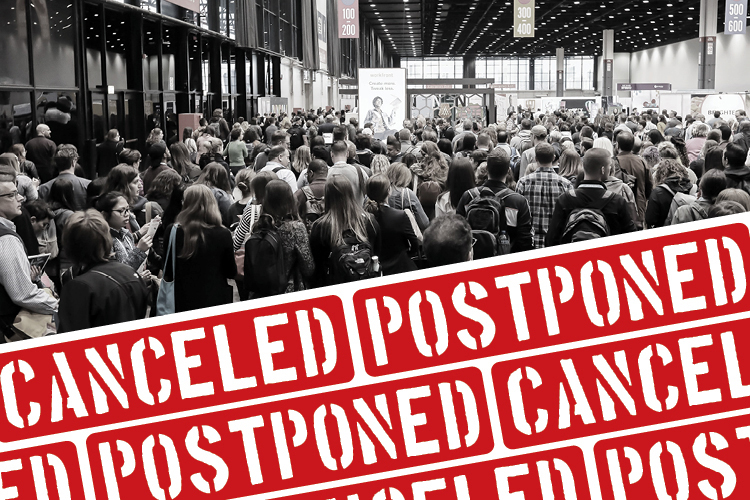Canceled and Postponed Trade Shows