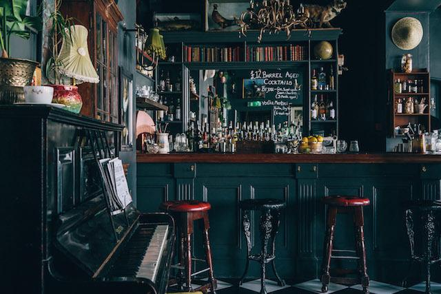 , Bristol's hidden cocktail bars revealed