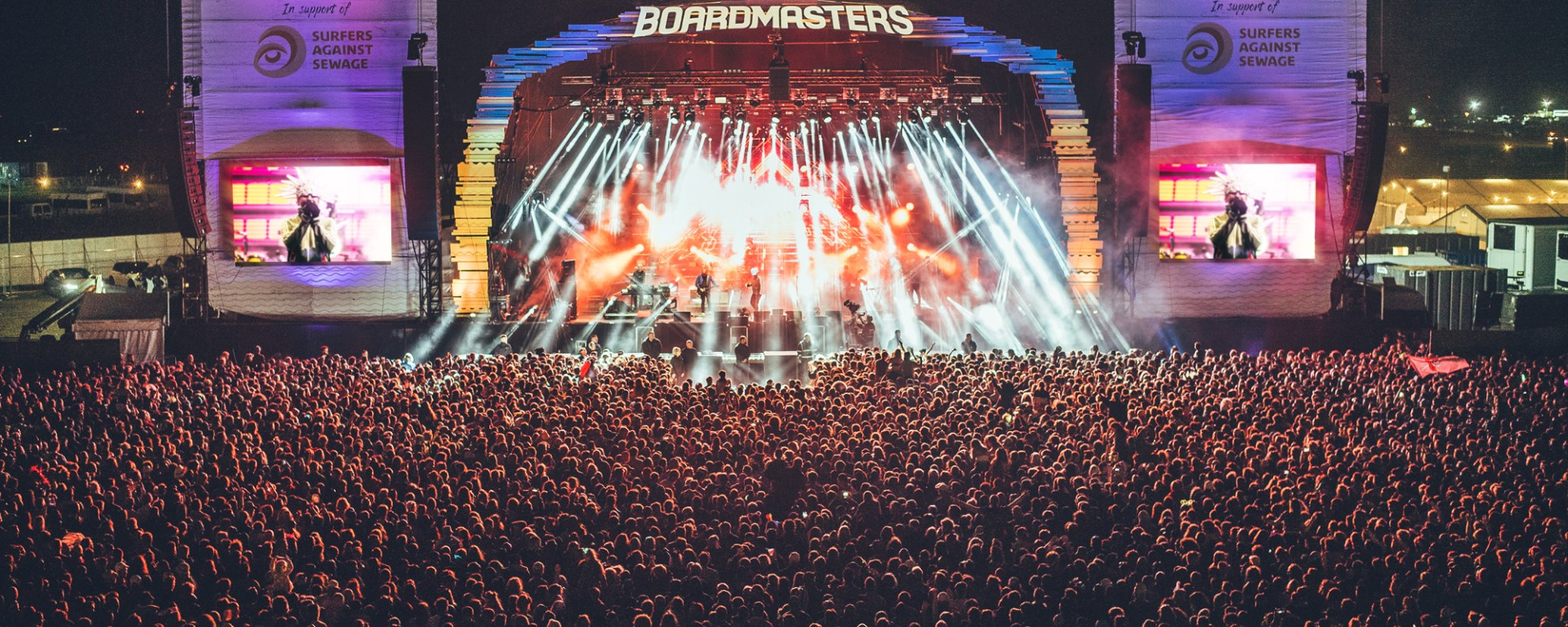 , Rudimental (dj set)  joining wu-tang clan, florence + the machine,  foals and more at Boardmasters 2019