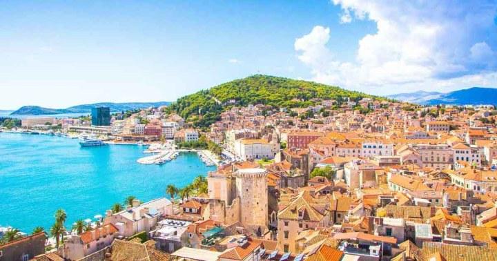 Split, Croatia girls holiday