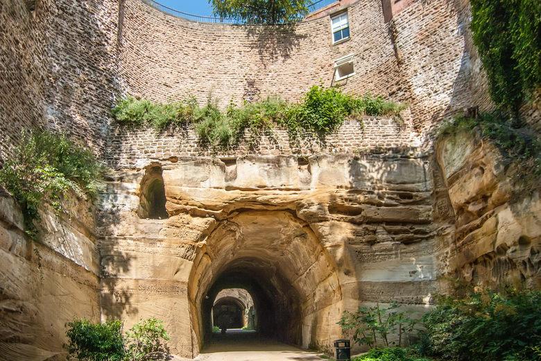 Park Tunnel Nottingham