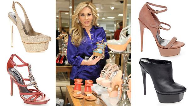 Adrienne Maloof shoe line