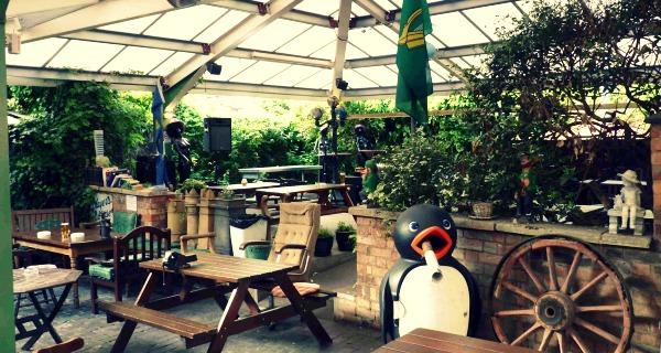best beer gardens in Birmingham - Spotted Dog