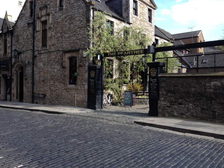 The Peartree, Edinburgh