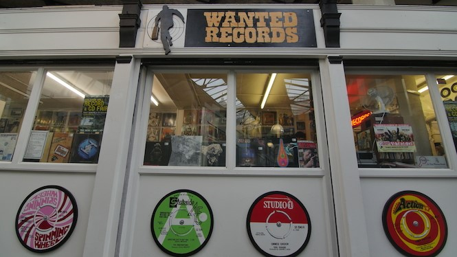 Wanted Records
