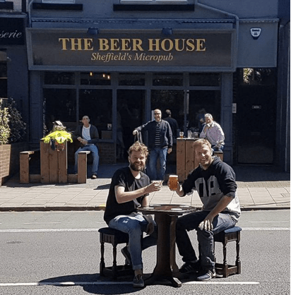 Beer House Sheffield
