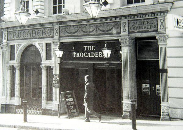 The Trocadero Birmingham