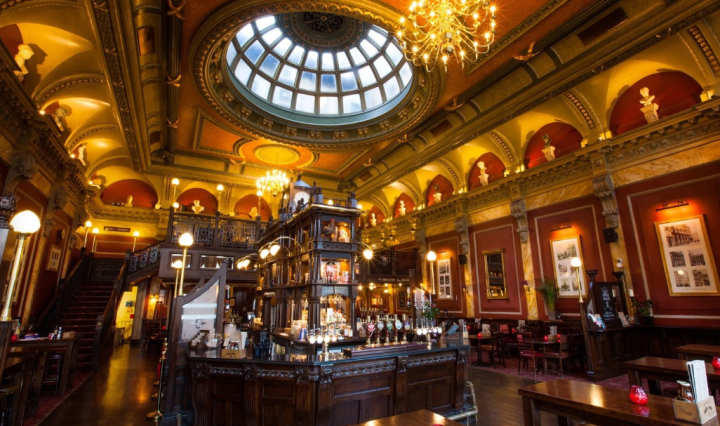 The Old Joint Stock Birmingham