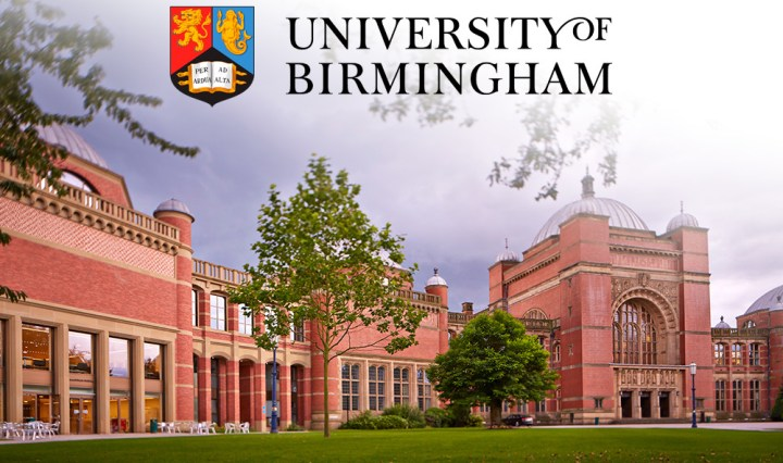 Getting help at the university of Birmingham