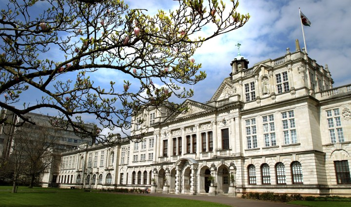 Getting help at Cardiff University