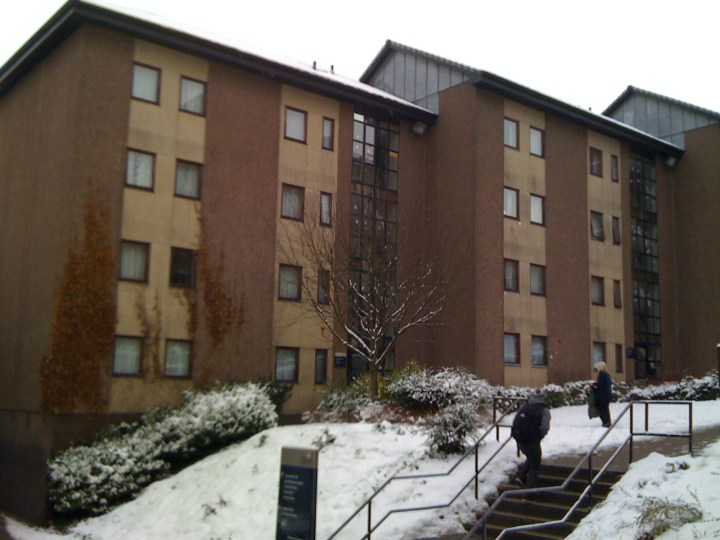 Birkbeck Court, Glasgow