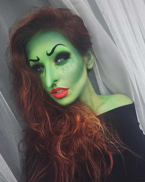 Witch Make Up