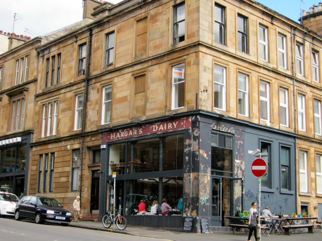 Cafe Zique, Glasgow