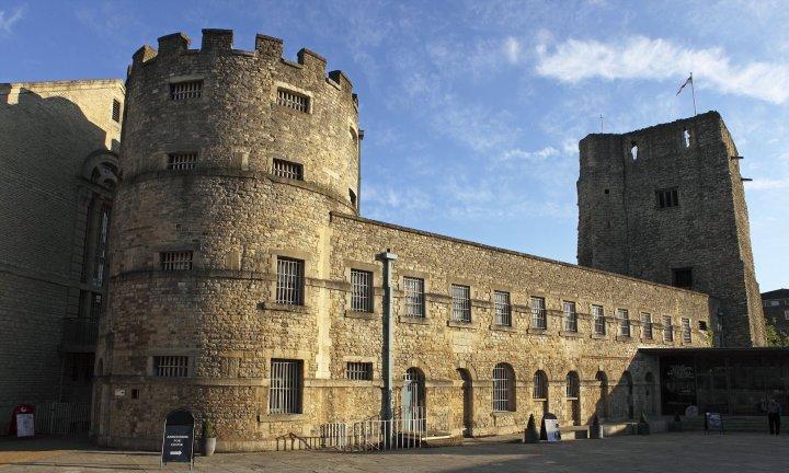 Oxford Castle Prison