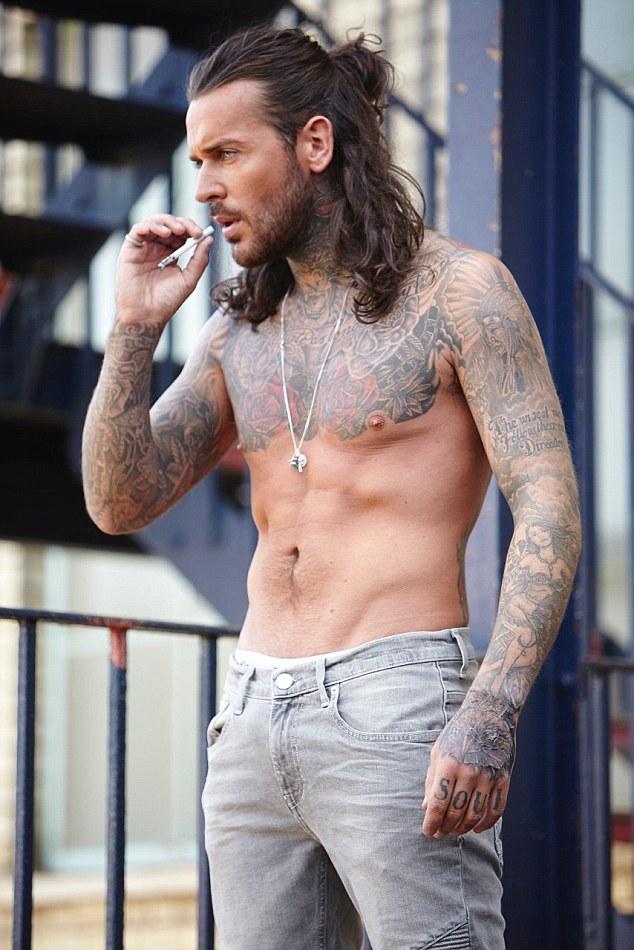 Pete Wicks Tattoos