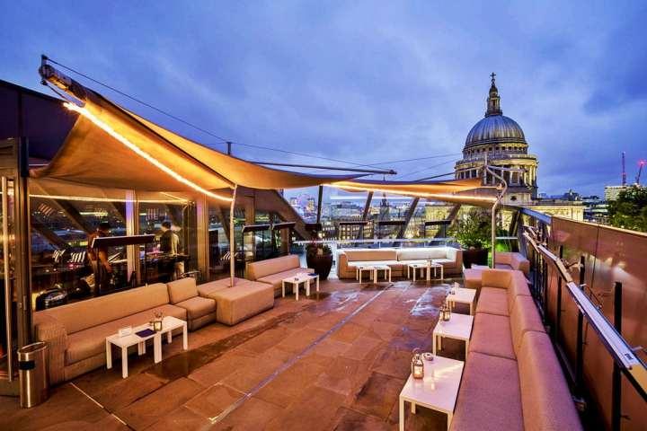 Madison Bar London