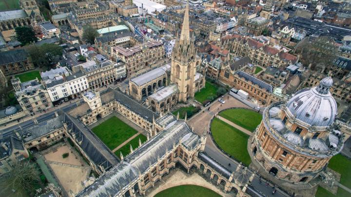Oxford Staycations