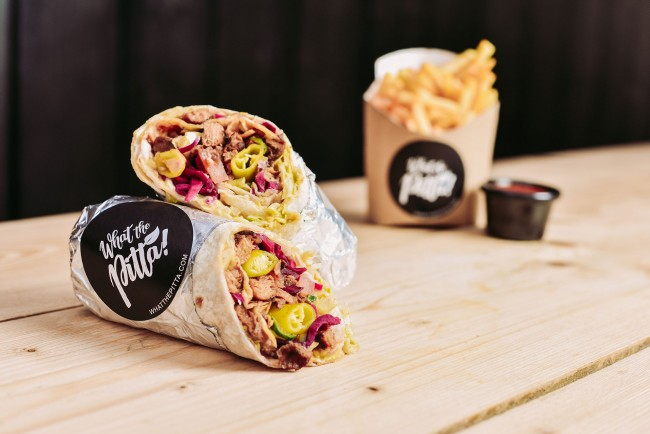 What the Pitta, BOXPARK