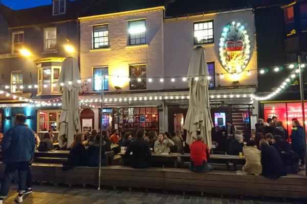 Best Bars in Brighton, Miss Fitzherberts