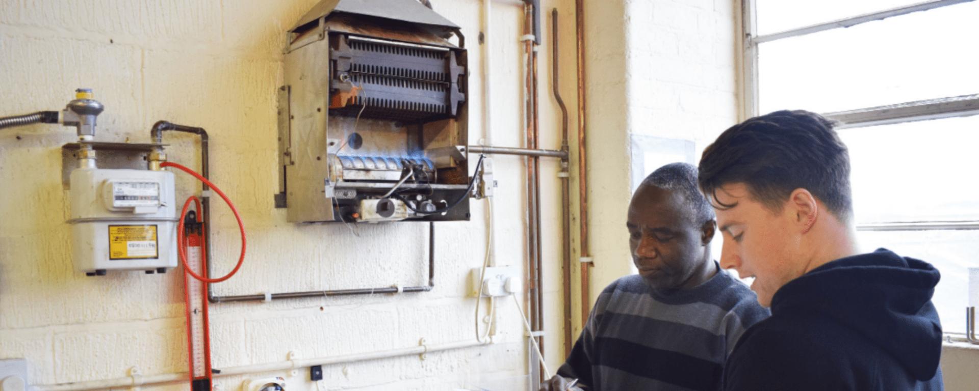 Gas Engineer Training
