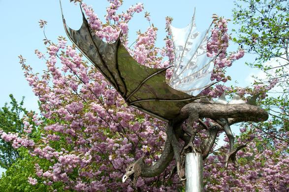 Sneinton Dragon cool things to do nottingham