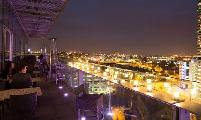 Cheap Date Nights Leeds Sky Lounge